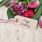 お母さんの誕生日プレゼント